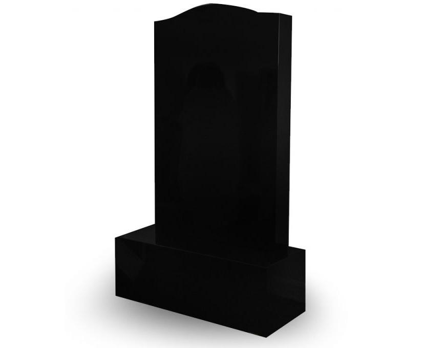 Large headstone
